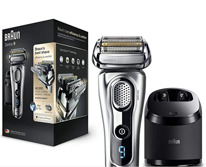 Love The Braun Series 9 My Best Electric Shaver